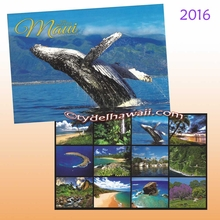 The Valley Island 2016 Maui Calendar