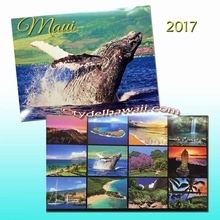 The Valley Island 2017 Maui Calendar