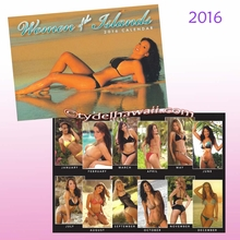 Women of The Island 2016 Calendar