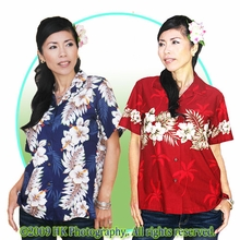 Women Hawaiian Shirt