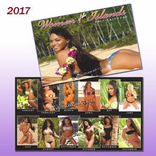 Women of the Island 2017 Calendar