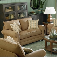 Alex Loveseat By Bassett Furniture