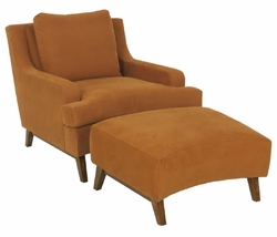 Amalfi Chair by Norwalk Furniture