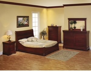 American Naturals Bedroom Collection