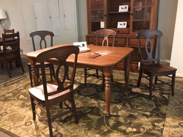 amish cherry dining set dining room ellis dining room set amish furniture factory
