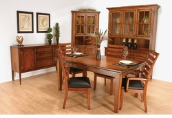 Ann Arden Amish Ashville Dining Set