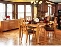 Ann Arden Amish Brentwood Amish Dining Set
