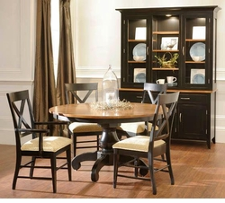 Ann Arden Amish Concord Dining Set