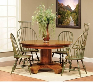 Ann Arden Amish Schantz Dining Set