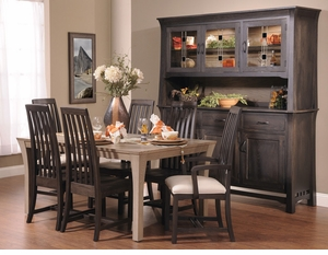 Ann Arden Amish Sydney Dining Set