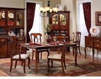 Ann Arden Amish Valley French Dining Set