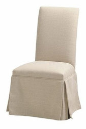 Ann Arden Amish Arvada Upholstered Dining Chair
