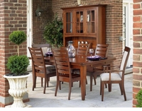 Ann Arden Amish Asheville Dining Collection