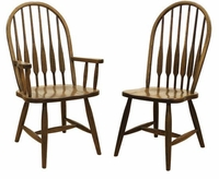 Ann Arden Amish Feather Dining Chairs
