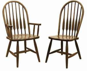 Ann Arden Feather Dining Chairs