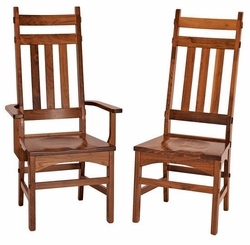 Ann Arden Amish Granville Shaker Dining Chairs