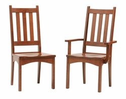 Ann Arden Amish Heritage Dining Chairs