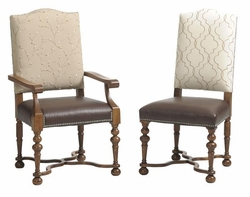 Ann Arden Amish Luxembourg Dining Chair
