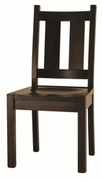 Ann Arden Amish Sequoia Dining Chair
