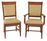 Ann Arden Amish Shaker Dining Chairs Version