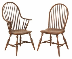Ann Arden Amish Windsor Chairs