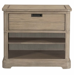 Artisanal Bedside Table by Bassett