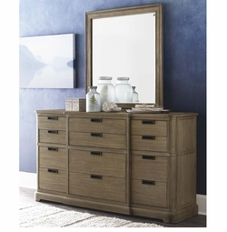Artisanal Dresser by Bassett Furniture