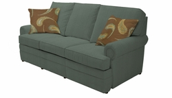 Austin Double Reclining Sofa by Norwalk Furniture