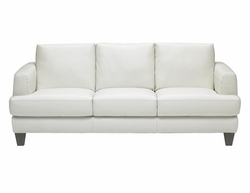 B686 Natuzzi Editions Leather Sofa