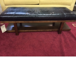 Bailey Ottoman by Norwalk Furniture