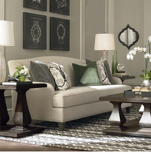 Banbury Sofa by Bassett Furniture