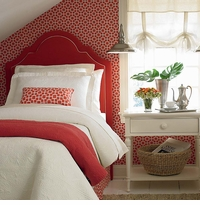 Barcelona Bonnett Headboard by Bassett Furniture