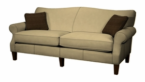 Barton Condo Size Sofa by Norwalk Furniture