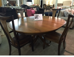 Bassett Custom Oval Dining Set