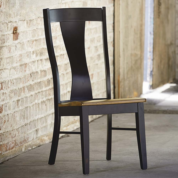 Bassett Furniture Dining Room Sets: Benchmade Boone Dining Chair By Bassett