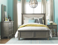 Brentwood Bed by Bassett Furniture