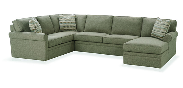 Brentwood Sectional by Rowe