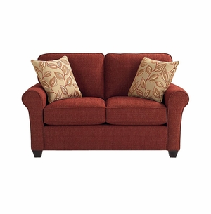 Brewster Loveseat By Bassett Furniture