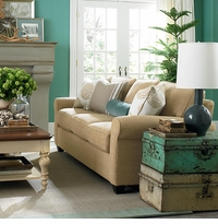 Brewster Sofa by Bassett Furniture