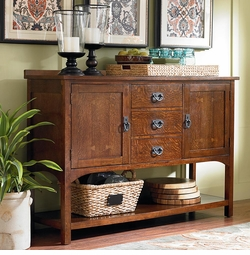 buffets, sideboards & chinas