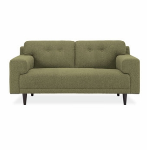 byrd retro modern loveseat