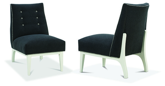 Campbell Chair by Rowe
