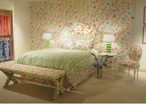 Campion Bed by Dana Gibson