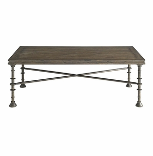 Canyon Creek Rectangular Cocktail Table by Bassett