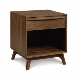 Catalina 1 Drawer Nightstand by Copeland Furniture