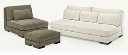 Chill Modern Comfy Down Sofa Daybed by Younger Furniture
