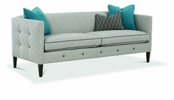 Claire Sofa in Contrast by Rowe