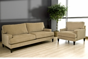 classic contemporary quick ship sofa