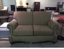 Club Room Loveseat by Bassett