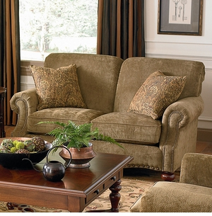 Club Room Loveseat by Bassett Furniture